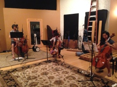 studio crash - strings IV