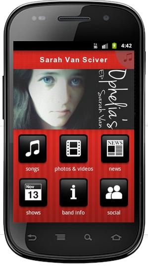 S.VanSciver Mobile App