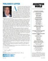 AWN page publishers letter